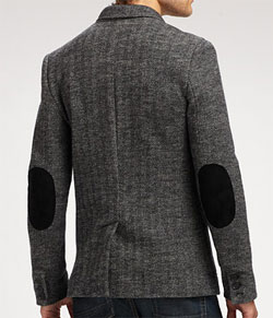Vince Herringbone Blazer via Saks Fifth Avenue, $595.00