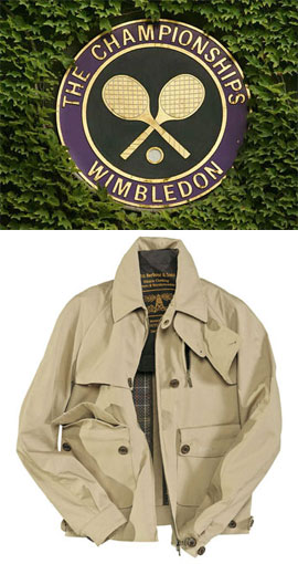 Ask the MB: Wimbledon Jacket