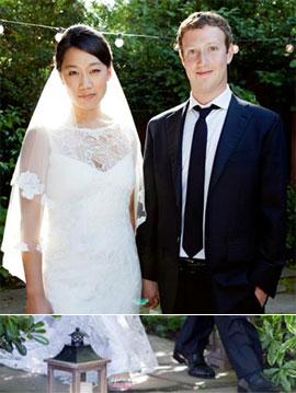 Mark Zuckerberg Ties the Wrong Knot